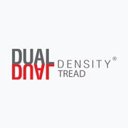 Dual-Density-Tread-Logo