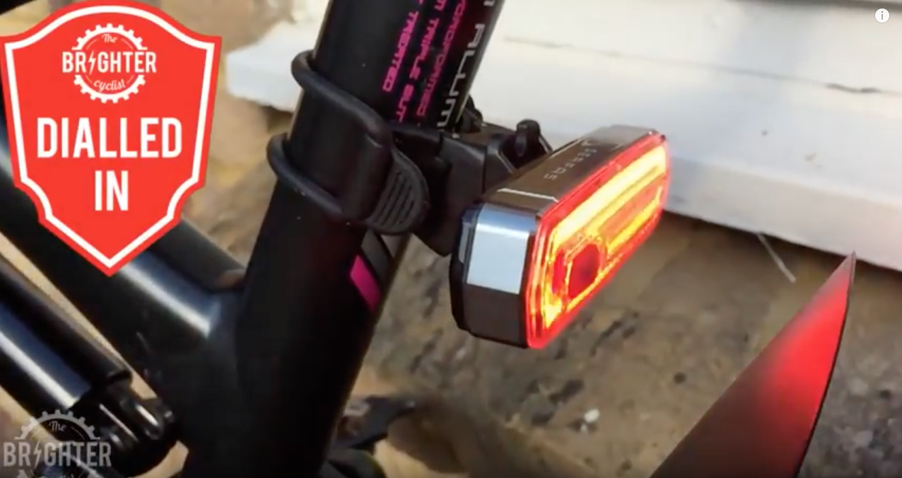 Commuter Rear Light Group Test