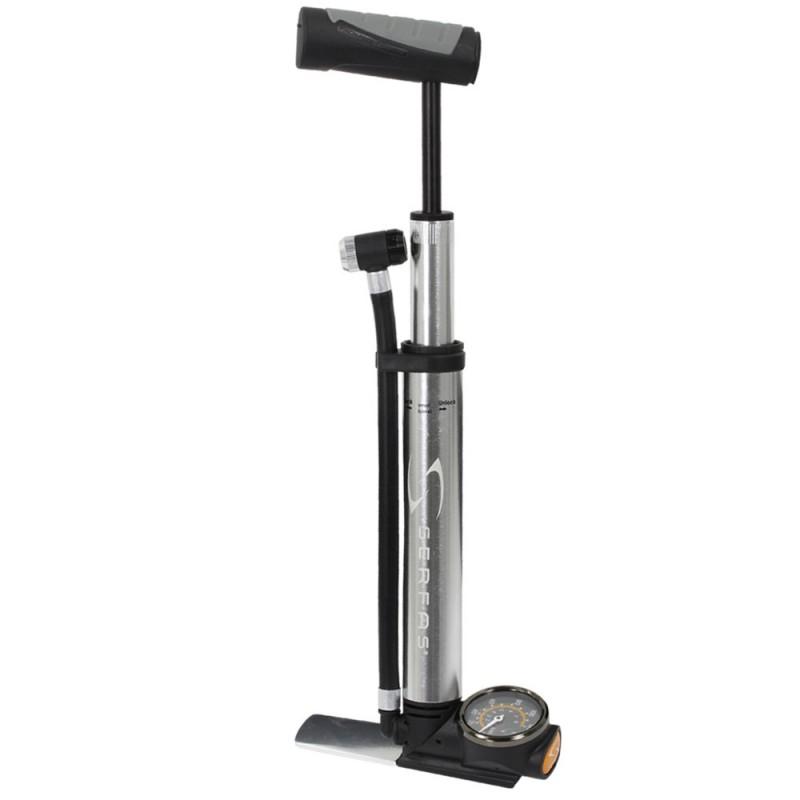 Good MP 04G Mini Floor Pump W/ Gauge