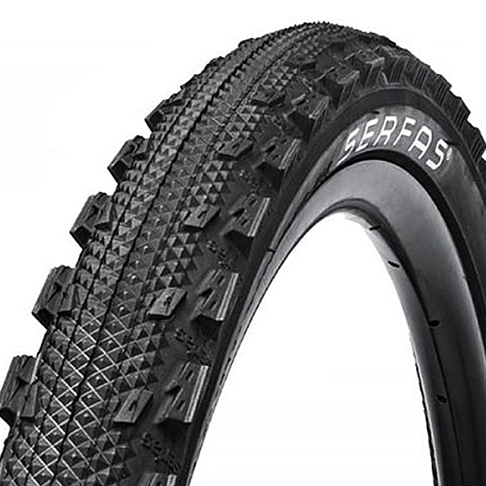 Serfas Vermin MTB Rear Tire 26 X 1.9-Inch