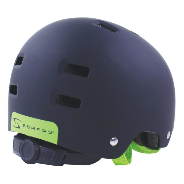 Bucket Matte Black/Green Back