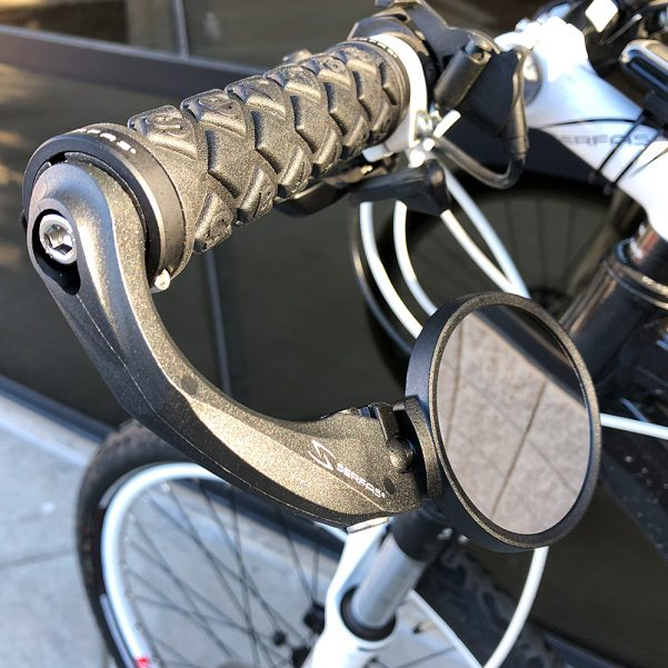 Handlebar End Mirror