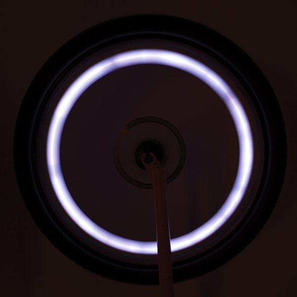 White LED Spoke Light
