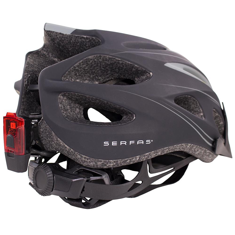 Bike Helmet Light >> Hlmt 2 Phoenix Helmet Light Serfas