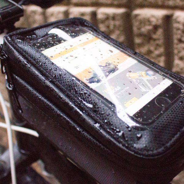 LT-STM5 Waterproof Cell Phone Top Tube Bag