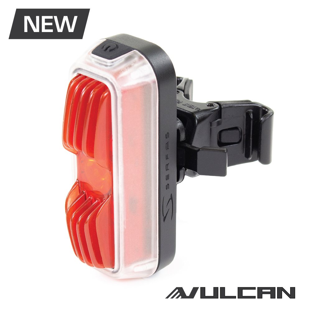 Serfas Vulcan 350 Lumen Bicycle Taillight TSV-350