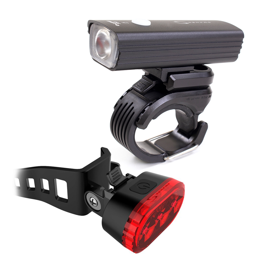 Serfas Orion Blast Bike Headlight 300 Lumens USB Rechargeable
